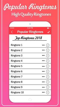 Top New Ringtone 2018 poster