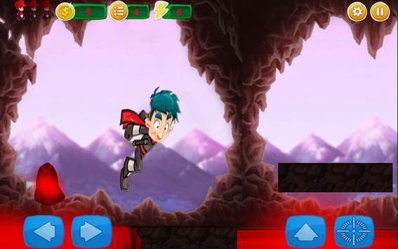 PJ Mask Run World apk screenshot