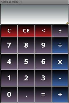 Basic Calculator poster