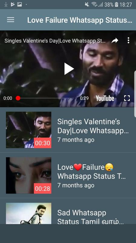 sad whatsapp status download in tamil
