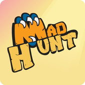Mad Hunt-Scavenger Hunt with Augmented Reality icon