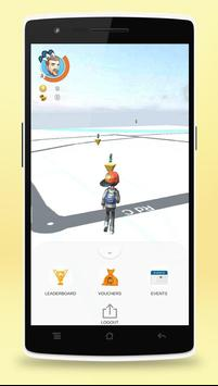 Mad Hunt-Scavenger Hunt with Augmented Reality apk screenshot