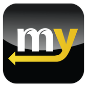 MyCab - Online Cab Booking App icon