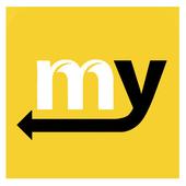 MyCab - Driver App icon