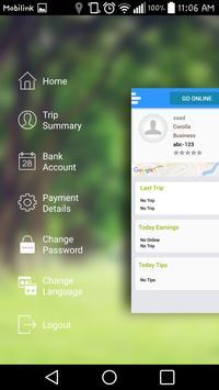 MyCab - Driver App screenshot 1