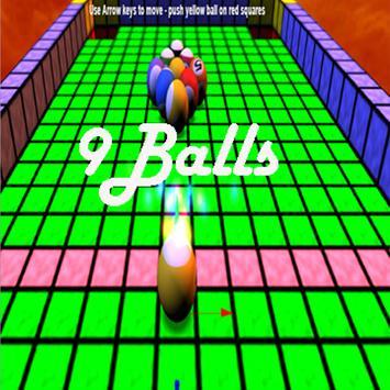 9Ball poster