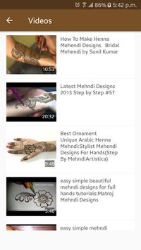 Mehndi Designs 2017 Latest screenshot 3