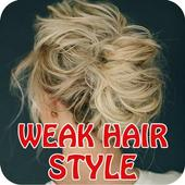 Hair Styles for Short And Damaged Hair icon