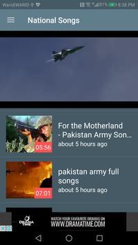 Pakistan National Songs New screenshot 2