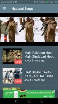 Pakistan National Songs New screenshot 4