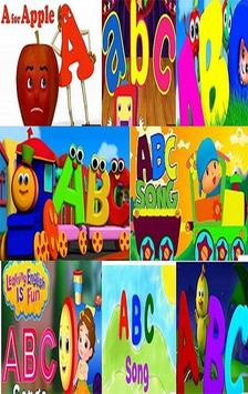 ABC Song poster