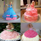 New Barbie Cake Tutorial icon