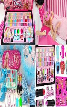Barbies Makeup poster