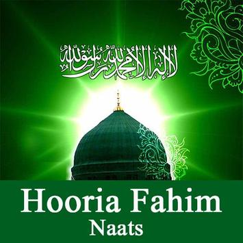Huriya Faheem Naats poster