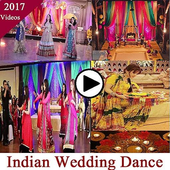 Indian Wedding Dance Videos 2017 icon