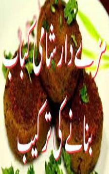 Shami Kabab-Different Recipes poster