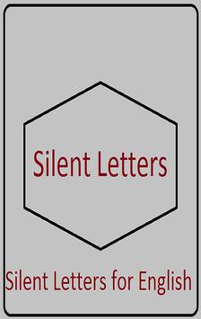 Silent Letters poster