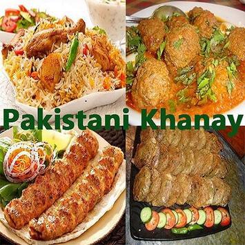 Pakistani Khanay Videos poster
