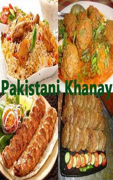 Pakistani Khanay Videos apk screenshot