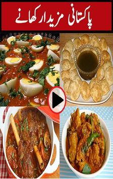 Pakistani Khane Mix Recipes screenshot 1