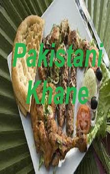Pakistani Khane poster