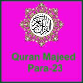 Quran Majeed-Para 23 for Android - APK Download