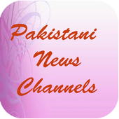 Top For Pakistani News Channels icon