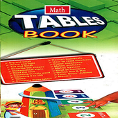 Math Tables Book icon