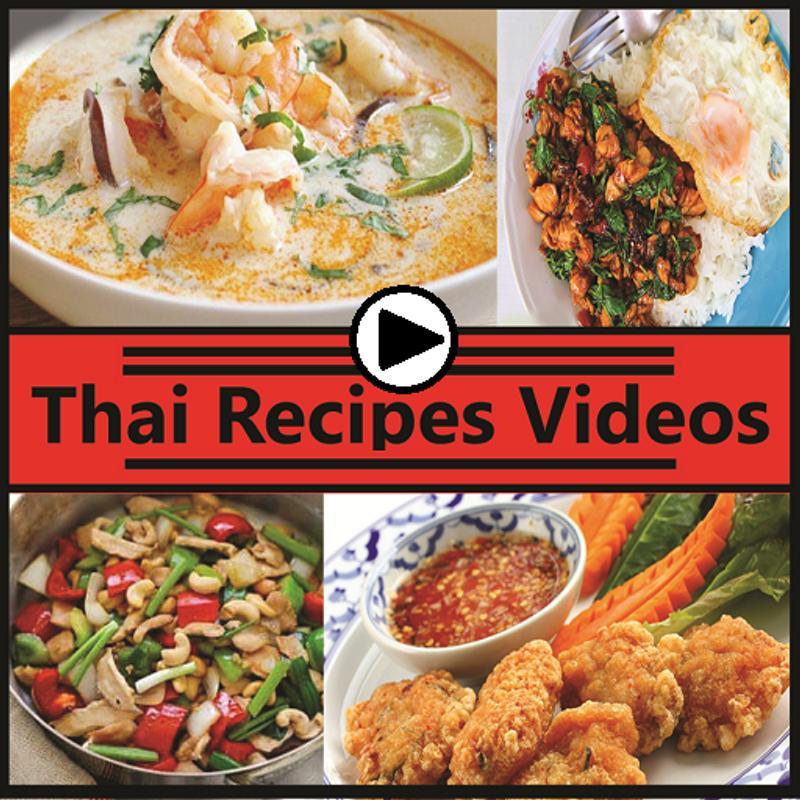 Thai food recipes videos descarga apk gratis reproductores y thai food recipes videos poster forumfinder Choice Image