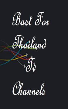 Bast For Thailand Tv Channels poster