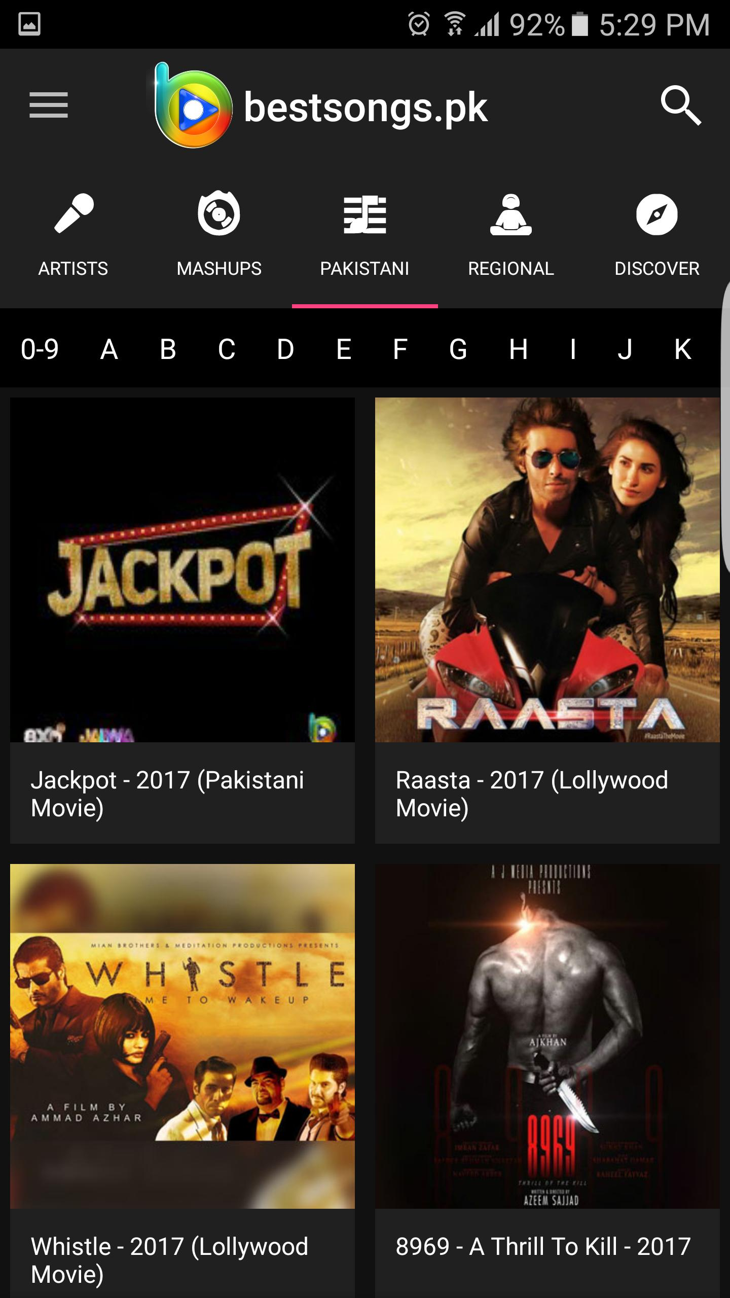 bestsongs pk for Android - APK Download
