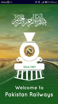 Pakistan Railways Official poster
