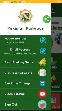 Pakistan Railways screenshot 1