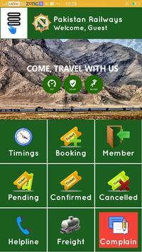 Pakistan Railways screenshot 2