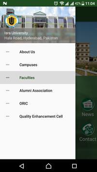Isra University Official App screenshot 2