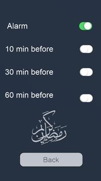 Ramadan: Suhoor-Aftar Timings screenshot 3
