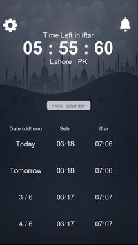 Ramadan: Suhoor-Aftar Timings screenshot 2
