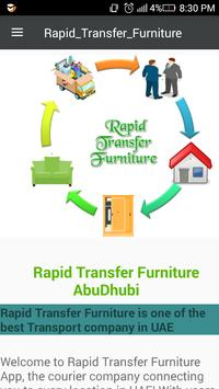 Rapid Mover AbuDhabi poster