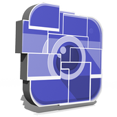 Scanner 3D icon