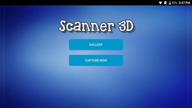 Scanner 3D screenshot 1