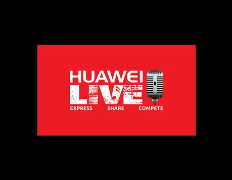 Huawei Live poster