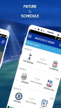 Football Live Score  2018/2019 screenshot 1