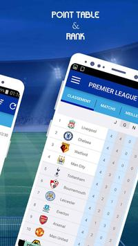Football Live Score  2018/2019 screenshot 2