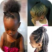 African Kids & Bridal Hair Styles icon