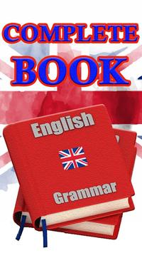 Learn English Grammar poster