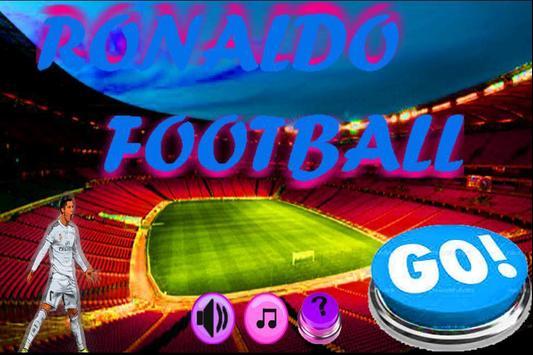 ronaldo football 2017 poster