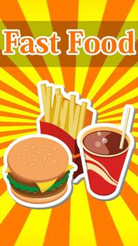 Fast Food Recipes screenshot 1
