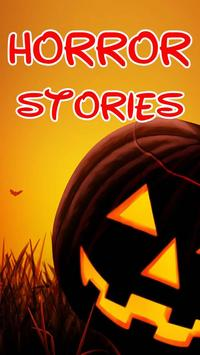 Horror and Scary Stories poster