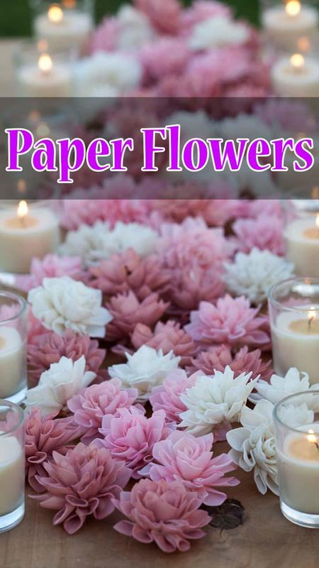 Handmade Paper Flower Making For Android Apk Download