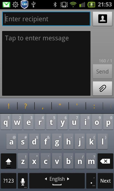 Czech for Perfect Keyboard for Android - APK Download